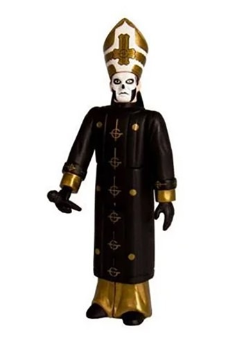 Ghost Reaction Papa Emeritus Action Figure