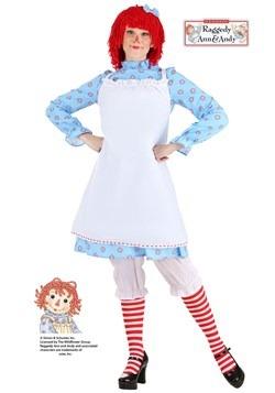 Womens Exclusive Raggedy Ann Costume