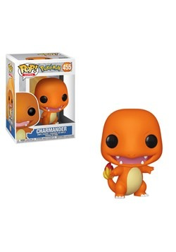 Pop! Games: Pokemon- Charmander