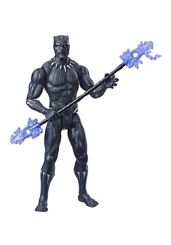 "Avengers Black Panther 6"" Action Figure"