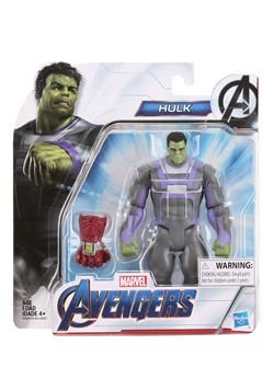 Avengers: Endgame Deluxe Movie Hulk Action Figure