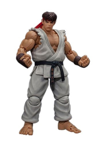 Ultra Street Fighter II Ryu Action Figure Collectible