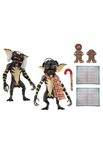 Gremlins Christmas Carol Winter 7 Scale Action Figures