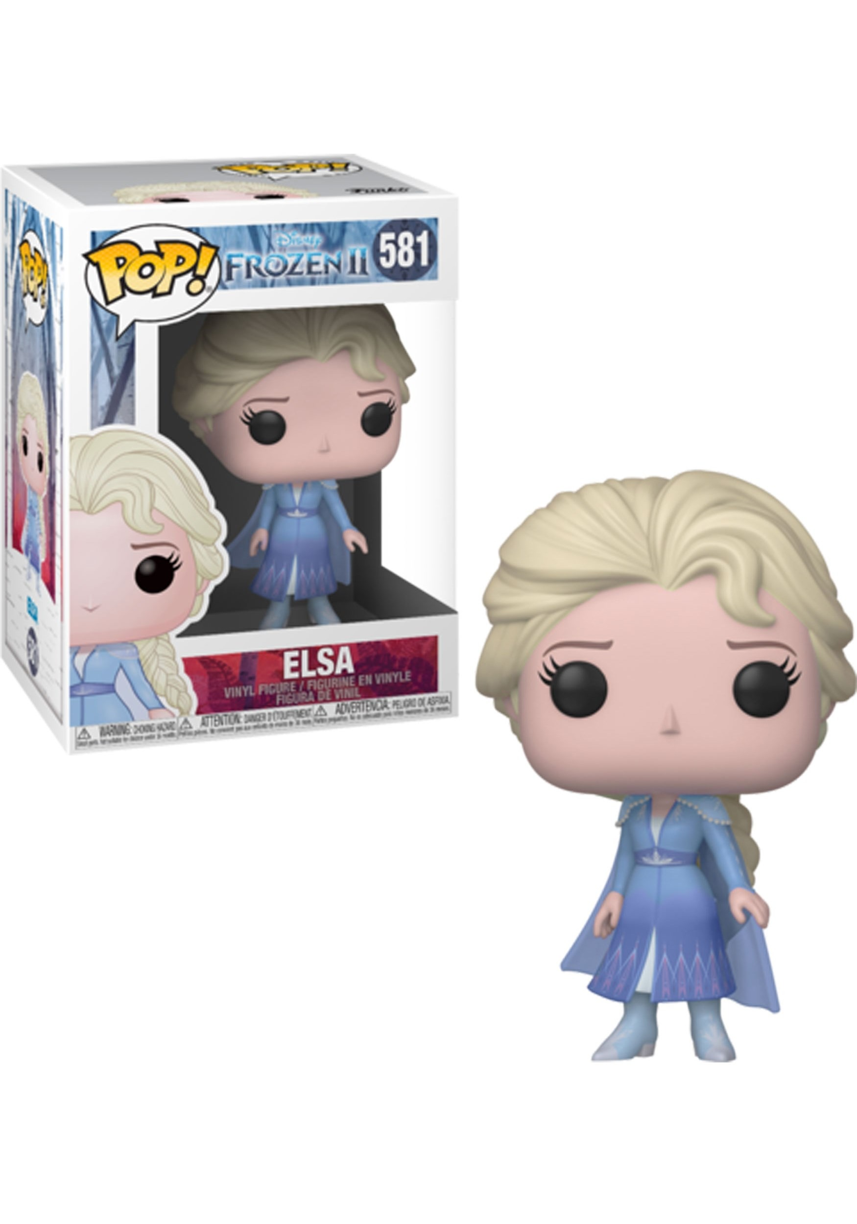 Funko Pop Disney Elsa Frozen 2