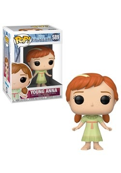 POP Disney: Frozen 2 - Young Anna upd