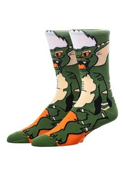 Gremlins Spike 360 Character Crew Socks