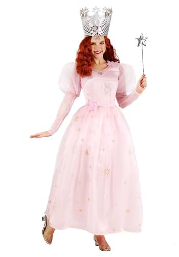 Women's Wizard of Oz Glinda Costume Update