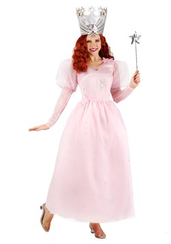 Wizard of Oz Glinda Plus Size Costume for Women