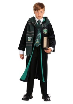 Harry Potter Deluxe Slytherin Robe for Kids