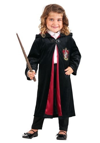 Toddler Harry Potter Deluxe Gryffindor Robe