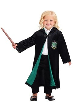 Harry Potter Deluxe Slytherin Robe Toddler
