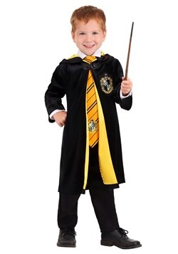Harry Potter Deluxe Hufflepuff Toddler's Robe