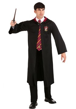 Harry Potter Plus Size Gryffindor Adult Robe