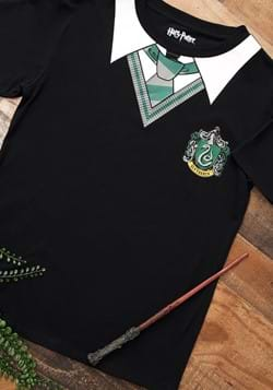 Harry Potter Adult Slytherin Costume T-Shirt update