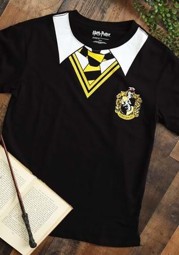 Harry Potter Adult Hufflepuff Costume T-Shirt update