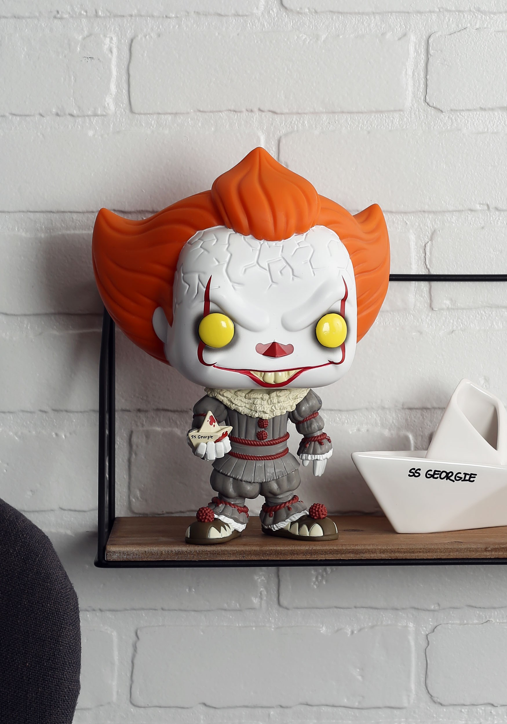 Pop Movies It Chapter 2 10 Quot Pennywise With Boat