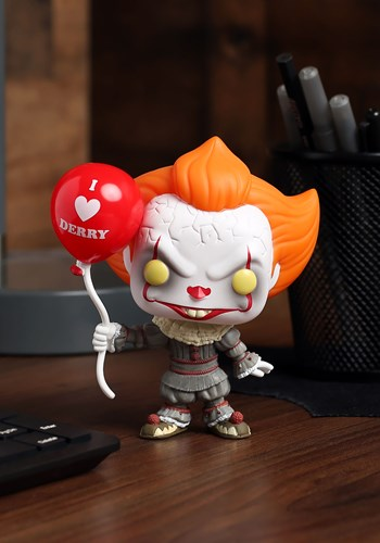 Pop Movies It Chapter 2 Pennywise with Balloon1 update