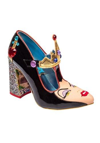 Irregular   Disney   White   Snow   Heel