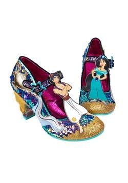 Irregular Choice Disney Princess- A Whole New World Heels