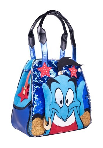 Irregular Choice Disney Princess- Aladdin Genie Hand Bag