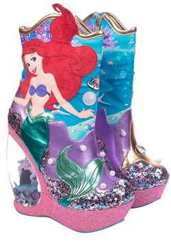 Disney Princess The Little Mermaid 'Just Me & The Sea' Boots