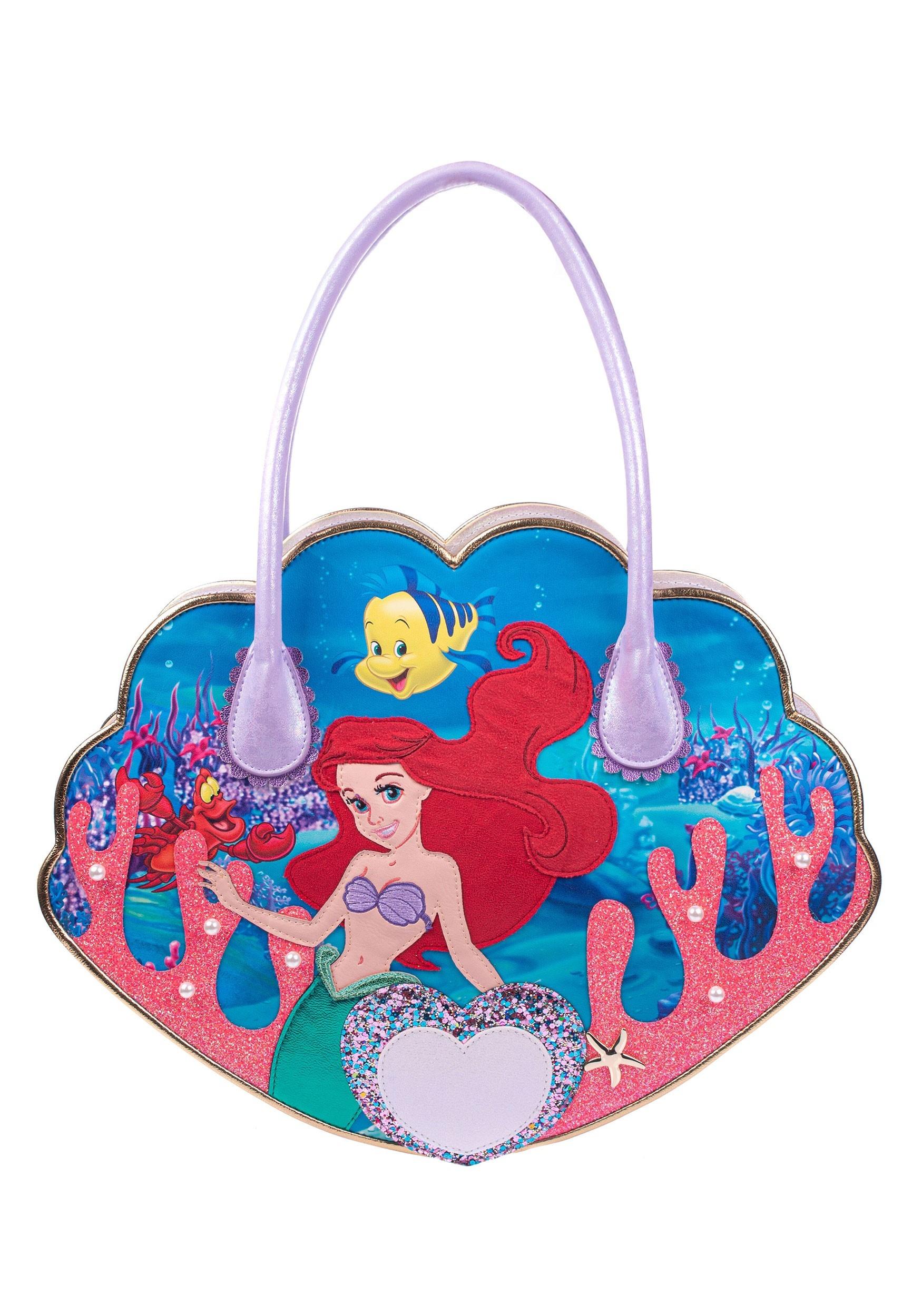 Little Mermaid Purse Irregular Choice