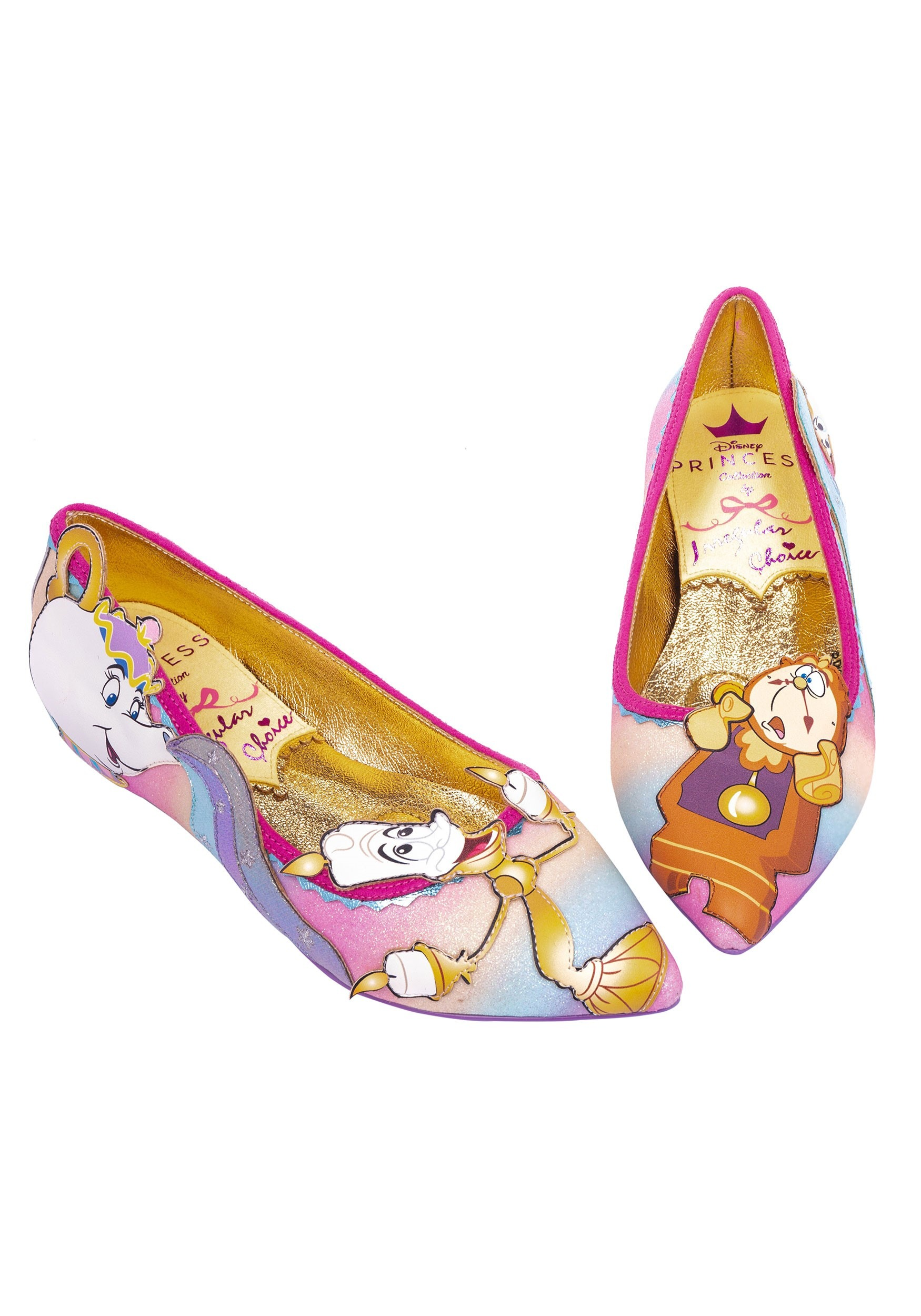 the Beast Flats Shoes Irregular Choice