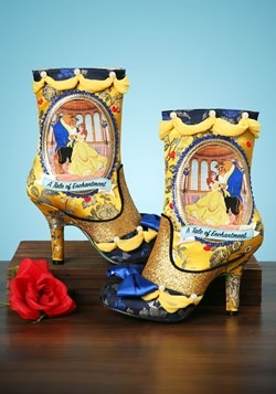 Irregular Choice Disney Princess- Beauty and the B upd