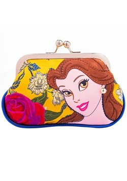 Beauty and the Beast 'A Tale of Enchantment' Coin Purse