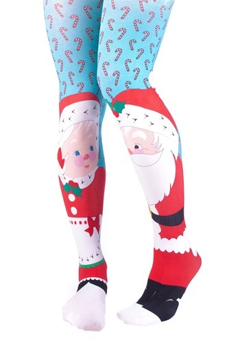 Irregular Choice Santa & Mrs Claus Tights