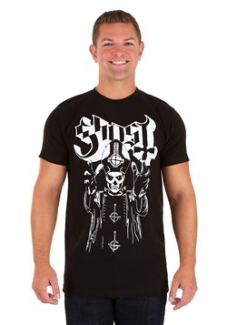 Ghost Papa Wrath Mens T-Shirt