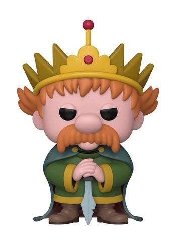 Pop! Animation: Disenchantment- King Zog