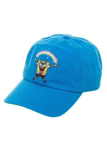 SpongeBob Rainbow Baseball Cap