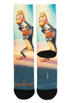 The Lion King Sublimated Socks