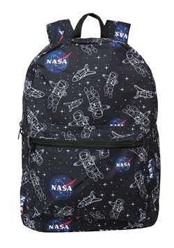 NASA Astronaut Space Print Backpack