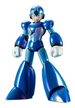 Megaman X - X Premium Charge Shot Version Model Ki