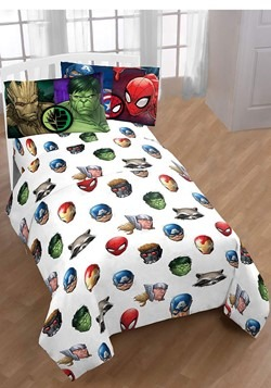 AVENGERS MOVERS TWIN SHEET SET