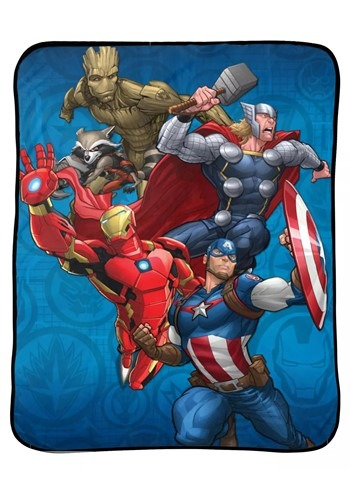 AVENGERS MOVERS THROW