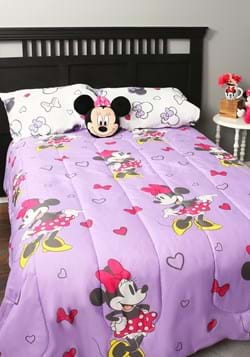 MINNIE PURPLE LOVE FULL BED IN A BAG Upd