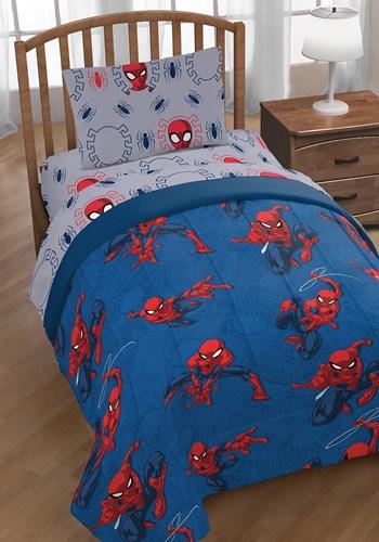 Spider-Man Spidey Crawl Twin Bed Set Update