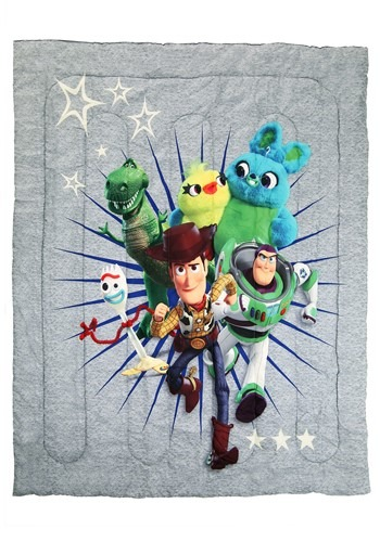 Toy Story 4 All the Toys Twin Full Size Comforter
