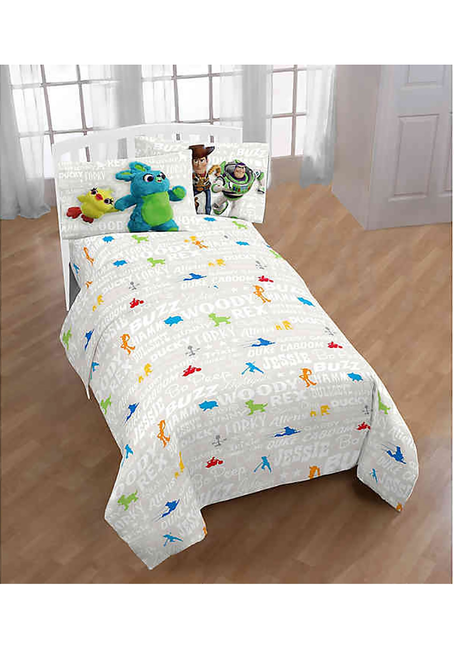 Twin Bed Bedding Sets.Toy Story 4 Twin Bed Set
