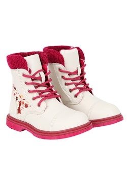 Disney Frozen Girl's Olaf Leaf Boots
