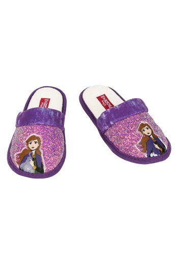 Frozen 2 Anna Slippers