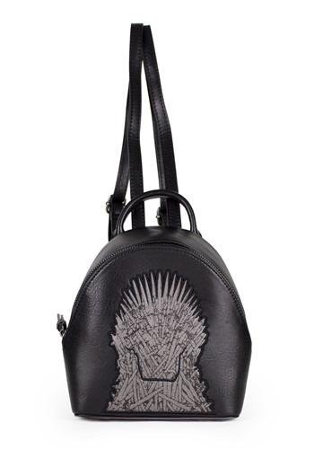 Danielle Nicole GOT Iron Throne Covertible Mini Backpack Cro