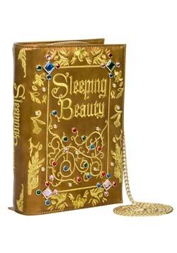 Danielle Nicole Sleeping Beauty Book Clutch Bag