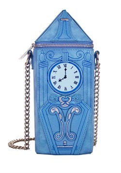 Danielle Nicole Cinderella Clock Tower Crossbody Bag