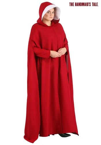 Plus Size Women's Handmaid's Tale Costume