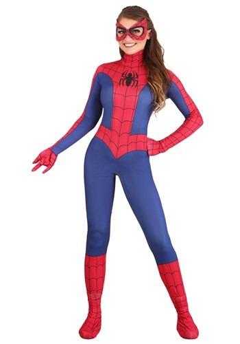 Women's Spider-Man Costume