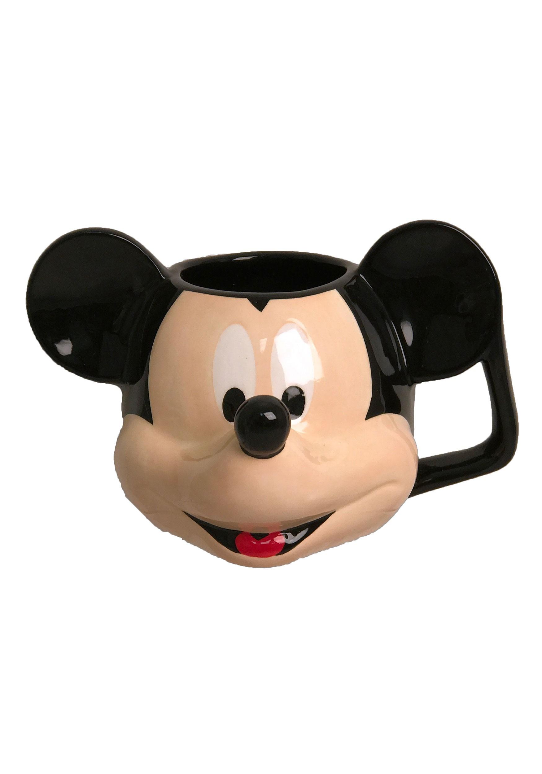 e8983208bb32b Mickey Mouse Sculpted Mug